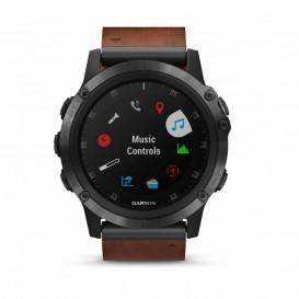 Garmin 010-01989-03 Fenix 5X PLUS Multisport Smartwatch GPS