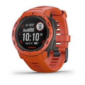 Garmin 010-02064-02 Instinct Flame red schokbestendig GPS 45 mm-3