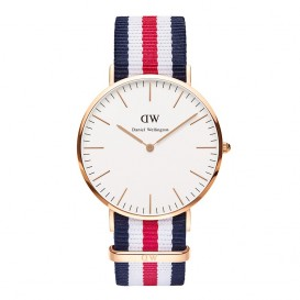 Daniel Wellington Horloge Classic Canterbury rose 40 mm DW00100002-1