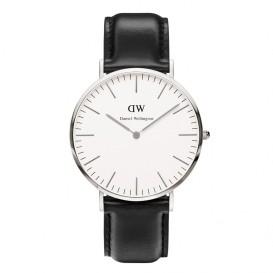 Daniel Wellington Horloge Classic Sheffield silver 40 mm DW00100020-1
