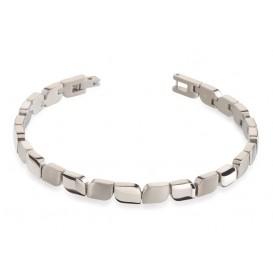 Boccia Armband Titanium 03007-01