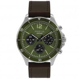 Prisma Horloge P.1321 Heren Multi-Functie Saffierglas 5 ATM P.1321 Herenhorloge 1