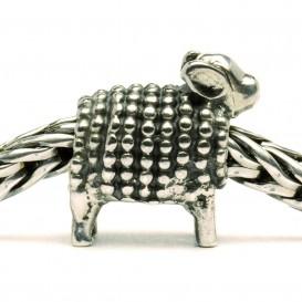 Trollbeads bedel zilver Lam TAGBE-10059