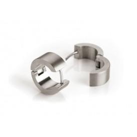 Boccia Oorbellen Titanium klapcreolen 14 mm 0503-01