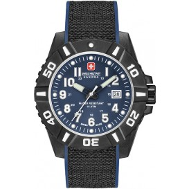 Swiss Military Hanowa Black Carbon 06-4309.17.003 Horloge