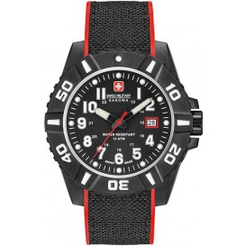 Swiss Military Hanowa Black Carbon 06-4309.17.007.04 Horloge