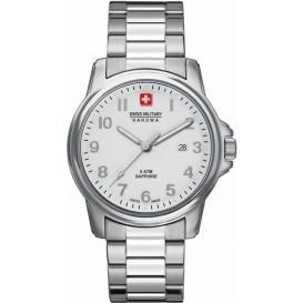 Swiss Military Hanowa 06-5231.04.001 Horloge Swiss Soldier Prime Saffierglas