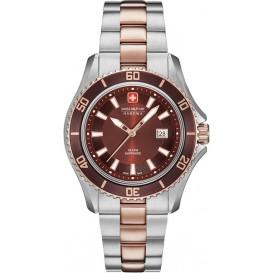 Swiss Military Hanowa Nautila Lady 06-7296.12.005 Horloge
