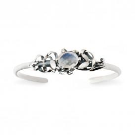 Rabinovich Armband zilver met maansteen 60901021
