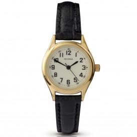 Sekonda Horloge 4243 Dames Leer SEK.4243 Dameshorloge 1