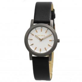 Prisma horloge P.2267 B814002 Dames Design Titanium P.2267 Dameshorloge 1