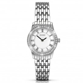 Sekonda Horloge 2151 Dames Staal Zilver SEK.2151 Dameshorloge 1