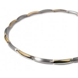 Boccia 0817-03 Dames titanium collier