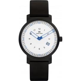 Danish Design Watch Iq14q1008 Stainless Steel Designed By Tirtsah. Horloge