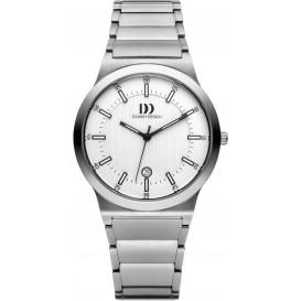 Danish Design Watch Iq62q1019 Titanium Sapphire. Horloge
