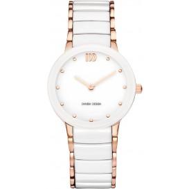 Danish Design Watch Iv67q1065 Ceramic Stainless Steel Sapphire . Horloge