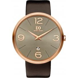 Danish Design Watch Iq18q1067 Stainless Steel. Horloge