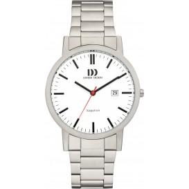 Danish Design Watch Iq62q1070 Titanium Sapphire. Horloge