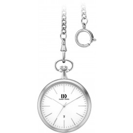 Danish Design Pocket Watch Iq12q1076 Stainless Steel. Horloge