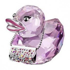 Swarovski 1096025 Ornament Fancy Duck Felicia