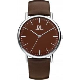 Danish Design IQ29Q1156 Horloge staal 40 mm