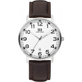 Danish Design Watch Iq12q1179 Stainless Steel. Horloge