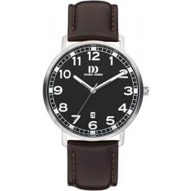 Danish Design IQ13Q1179 Horloge staal 39 mm