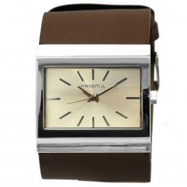 Prisma horloge P.2340/33W432905 Dames Fashion Edelstaal P.2340 Dameshorloge 1