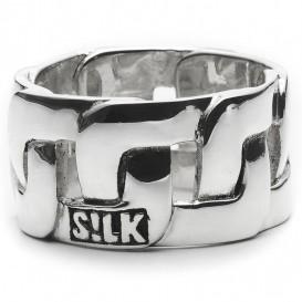Silk Jewellery 121 Ring Vishnu zilver Maat 18
