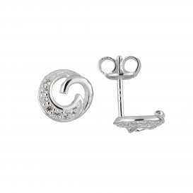 Zilveren Oorbellen met zirconia 106.0896.00