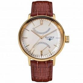 Elysee Sithon 13271 Heren Horloge 2 wereldzone EL.13271 Herenhorloge 1