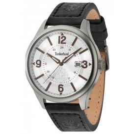 Timberland horloge Blake staal/leder 14645JSU/04