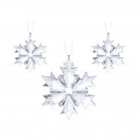 Swarovski Ornament Kerstset 2018 Sneeuwvlokken 5347983