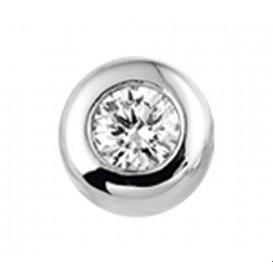 TFT Hanger Witgoud Diamant 0.020 Ct.