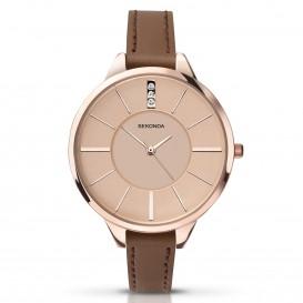 Sekonda Horloge (S2) 4018 Dames SEK.4018 Dameshorloge 1
