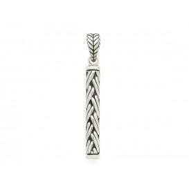Silk Jewellery 174 Hanger zilver lengte 45 mm