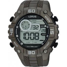 Lorus Herenhorloge Digitaal Grijs R2359LX9