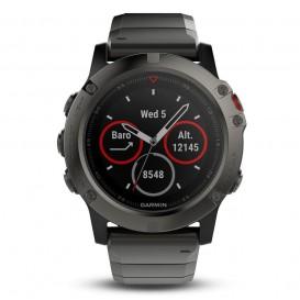 Garmin 010-01733-03 Fenix 5x Sapphire Smartwatch