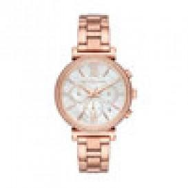 Michael Kors MK6576 Horloge Sofie rosekleurig 39 mm