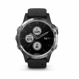 Garmin 010-01988-11 Fenix 5 PLUS Multisport GPS Smartwatch-5