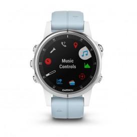 Garmin 010-01987-23 Fenix 5S PLUS Multisport GPS Smartwatch-9