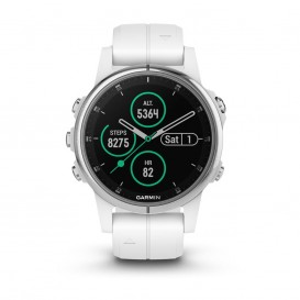 Garmin 010-01987-01 Fenix 5S Plus multisport GPS smartwatch