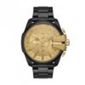 Diesel DZ4485 Mega Chief Heren horloge chronograaf 52mm (Horloge)
