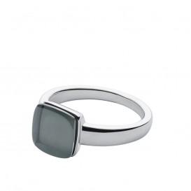 Skagen SKJ0871040 Sea Glass ring Maat 53 is 17mm