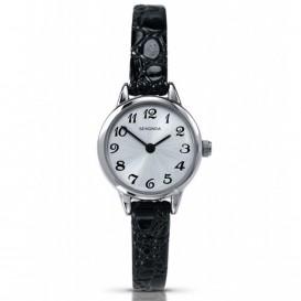 Sekonda Horloge 4471 Dames Leer SEK.4471 Dameshorloge 1