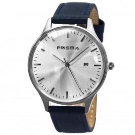 Prisma Horloge 1626.629F Heren Edelstaal P.1626.629F Herenhorloge 1