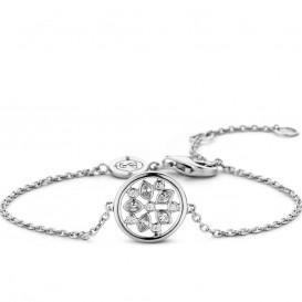 TI SENTO - Milano 2890ZI zilveren armband 16-20 cm