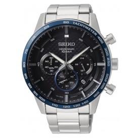 Seiko SSB357P1 Horloge Chronograaf en Tachymeter 45,2 mm