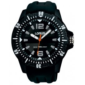 Lorus Horloge Young Zwart RRX05EX9