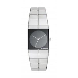Jacob Jensen 220 Horloge icon saffierglas 22 mm